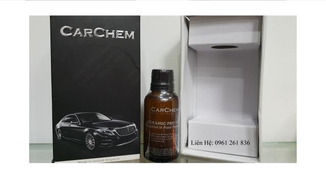 Ceramic Pro 10H Made Carchem Of United Kingdom