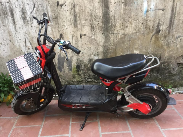 Chinh chu ban xe may chinh hang o Hoang Mai Ha Noi