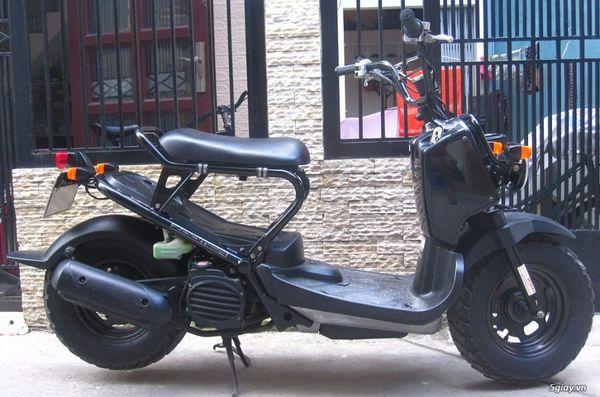 Chon mua ngay Honda Zoomer 50cc cu co bao hanh tai Xe Nhat Doc - 3