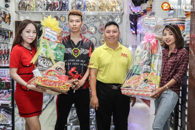 Cong ty TNHH SX TM Quy Cuong MC Racing to chuc buoi tiec tat nien 2018 - 5
