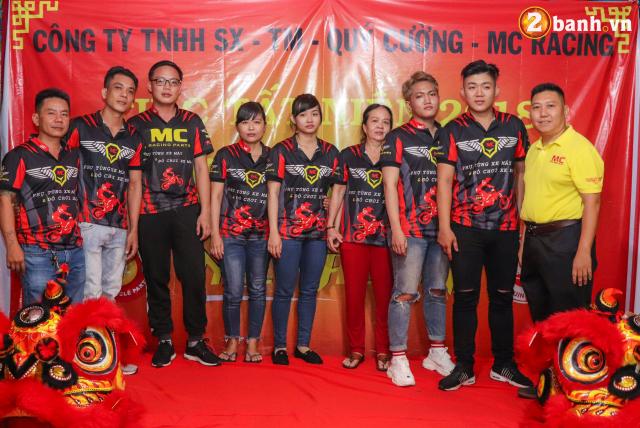 Cong ty TNHH SX TM Quy Cuong MC Racing to chuc buoi tiec tat nien 2018 - 17