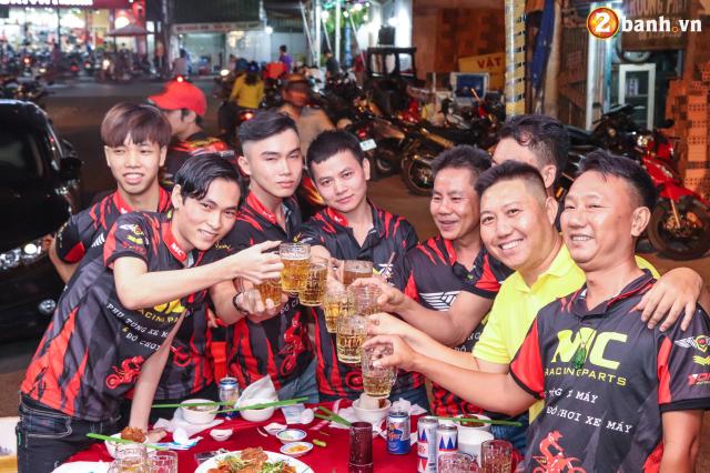Cong ty TNHH SX TM Quy Cuong MC Racing to chuc buoi tiec tat nien 2018 - 40
