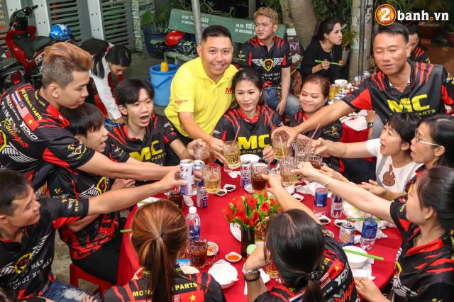 Cong ty TNHH SX TM Quy Cuong MC Racing to chuc buoi tiec tat nien 2018 - 41