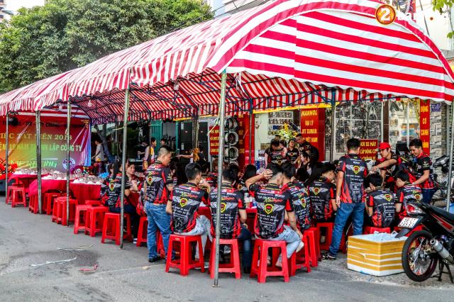 Cong ty TNHH SX TM Quy Cuong MC Racing to chuc buoi tiec tat nien 2018 - 49