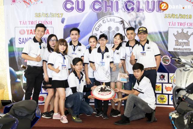 Cu Chi Club 2 nam hinh thanh phat trien voi huong di thien nguyen