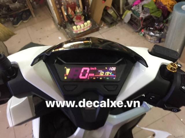 Do choi trang tri xe vario click thai 2018 - 48