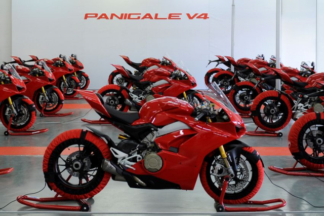 Doanh so Ducati 2018 dan dau phan khuc superbike voi hon 26 thi phan - 3