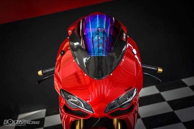 Ducati 848 EVO Huyen thoai Sport lam say dam bao nguoi trong dien mao phuc sinh - 4
