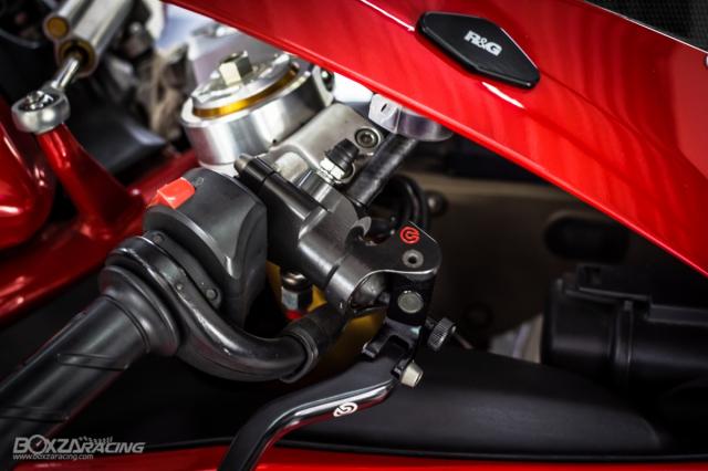 Ducati 848 EVO Huyen thoai Sport lam say dam bao nguoi trong dien mao phuc sinh - 10