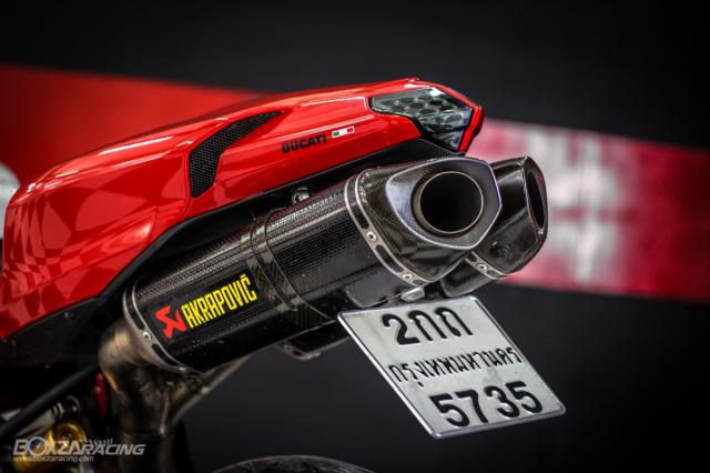 Ducati 848 EVO Huyen thoai Sport lam say dam bao nguoi trong dien mao phuc sinh - 15
