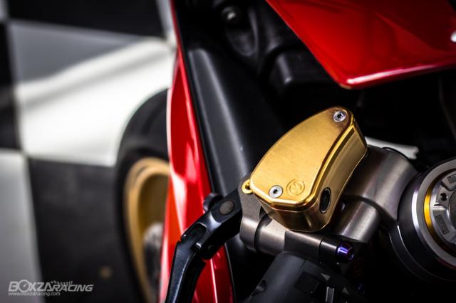 Ducati 848 EVO Huyen thoai Sport lam say dam bao nguoi trong dien mao phuc sinh - 29