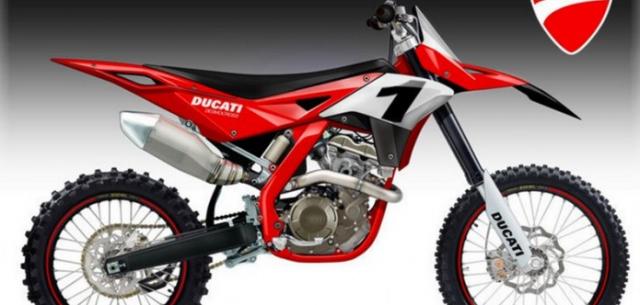 Ducati dang chuan bi xay dung mot mo hinh Montacer 450cc de tham gia vao thi truong OffRoad