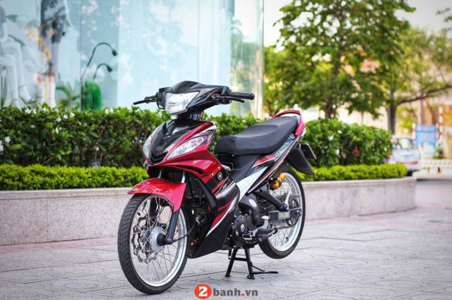Exciter 135 ban do chi con trong ky niem cua chang trai chay Sonic - 10