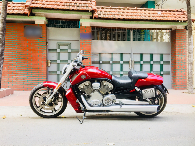 Harley Davidson VRod muscle 1300cc 2010 HQCN xe My hang hiem - 2