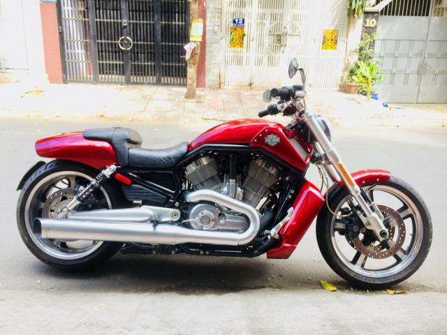 Harley Davidson VRod muscle 1300cc 2010 HQCN xe My hang hiem - 4
