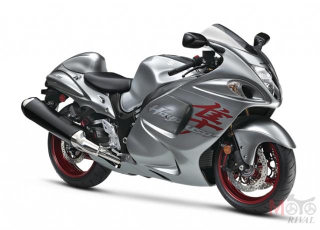 Hayabusa du kien duoc hoi sinh canh tranh voi doi thu Kawasaki Ninja H2 - 8