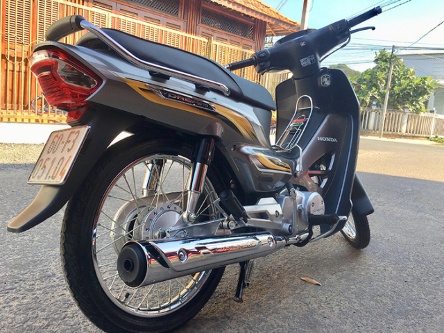 Can canh Honda Dream 125 2019 co gia bang chiec SH150i tai Viet Nam - 3