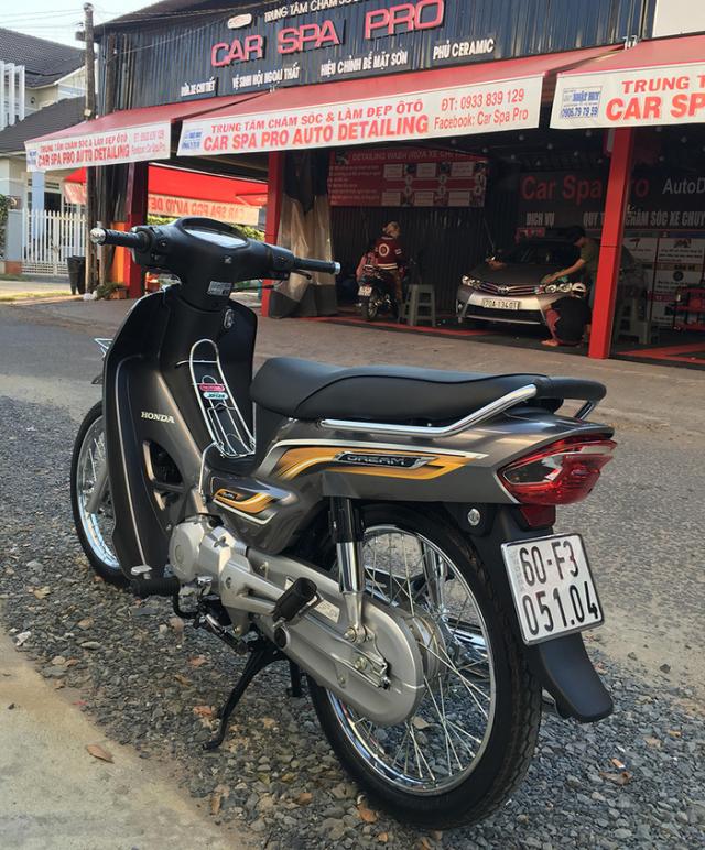 Can canh Honda Dream 125 2019 co gia bang chiec SH150i tai Viet Nam - 6