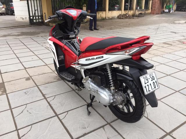 Honda Airblade 110cc do trang bien HN 5 so 29S6_12101 - 5