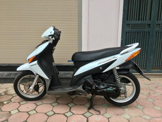 Honda Click trang bien 30H Chinh chu nu su dung - 4