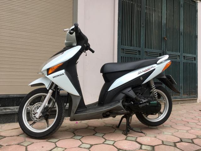 Honda Click trang bien 30H Chinh chu nu su dung - 5