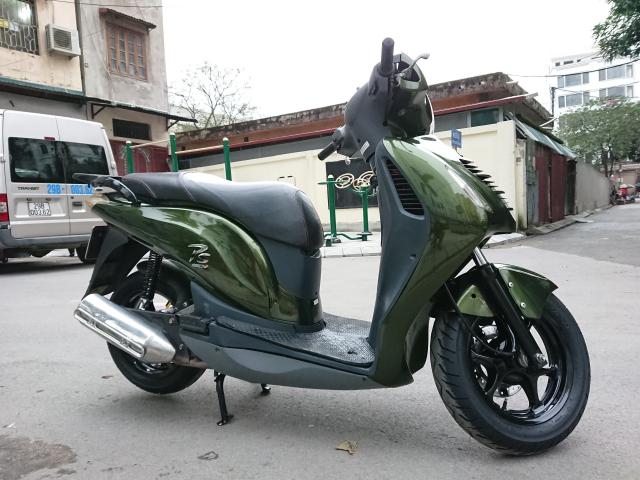 Honda Ps 150i 2009 chuan nhap Y doi cuoi nguyen ban su dung 32tr - 6