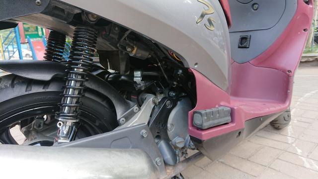 Honda PS 150i mau Xam HN 5 so chinh chu su dung con moi nguyen ban - 5