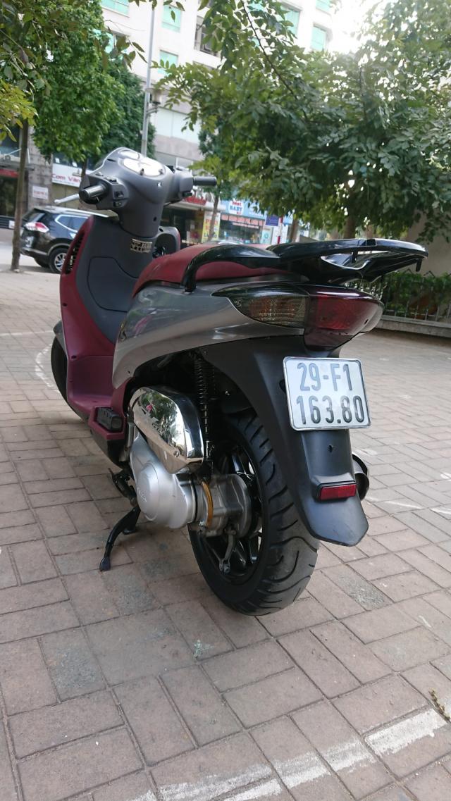 Honda PS 150i mau Xam HN 5 so chinh chu su dung con moi nguyen ban - 6