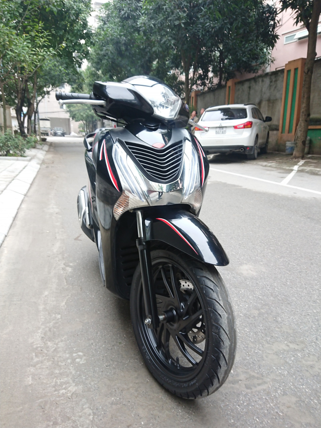 Honda Sh 150i 2015 Sport chinh chu nguyen ban tu moi - 7