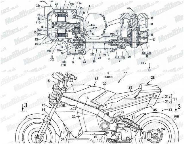 Honda tiet lo mau Concept su dung nhien lieu thay the Hydrogen hoan toan moi