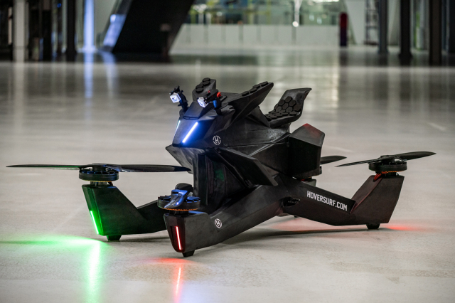 Hoversurf hoverbike S3 2019 mau xe bay duoc ban voi gia 34 ty VND