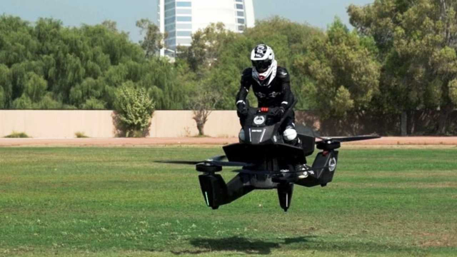 Hoversurf hoverbike S3 2019 mau xe bay duoc ban voi gia 34 ty VND - 4