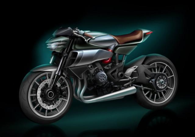 Kawasaki chuan bi tham nhap thi truong Neo Classic voi 4 ten tuoi Z650RS Z400RS Z250RS H1