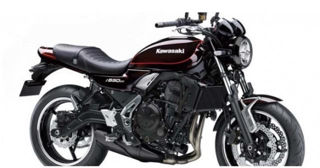 Kawasaki chuan bi tham nhap thi truong Neo Classic voi 4 ten tuoi Z650RS Z400RS Z250RS H1 - 3