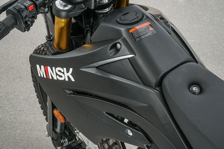 M1NSK Minsk Xe Con Tay M1NSK X250 - 7