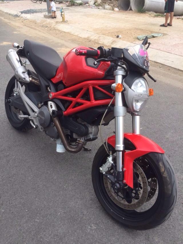 Ban Ducati 696 date 2010 gia cuc tot - 3