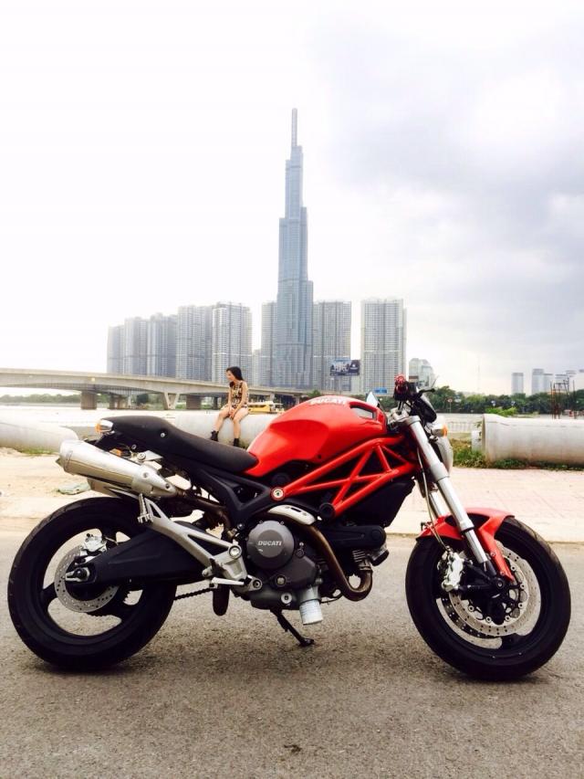 Ban Ducati 696 date 2010 gia cuc tot - 2