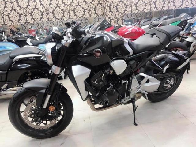 Can ban HONDA CB1000 Neo sport 92018 xe 1 chu dap thung odo 368km - 3
