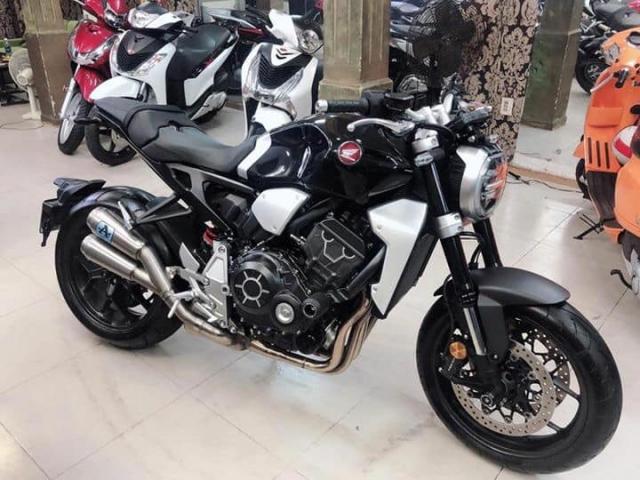 Can ban HONDA CB1000 Neo sport 92018 xe 1 chu dap thung odo 368km - 2