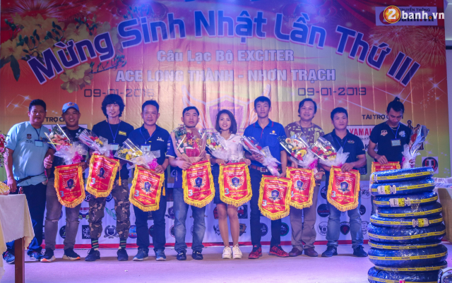 Nhin lai chang duong 3 nam hoat dong cua Club Exciter ACE Long Thanh Nhon Trach - 21