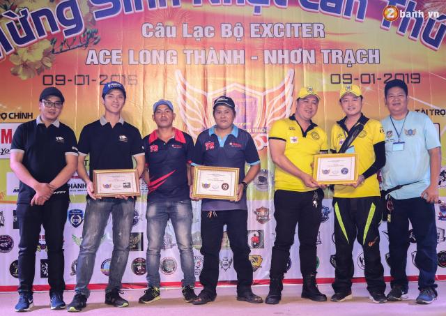 Nhin lai chang duong 3 nam hoat dong cua Club Exciter ACE Long Thanh Nhon Trach - 27