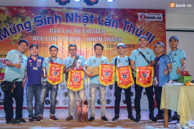 Nhin lai chang duong 3 nam hoat dong cua Club Exciter ACE Long Thanh Nhon Trach - 43