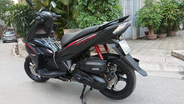 Rao ban Honda Air blade 125fi Black Edition 2015 den mo - 3