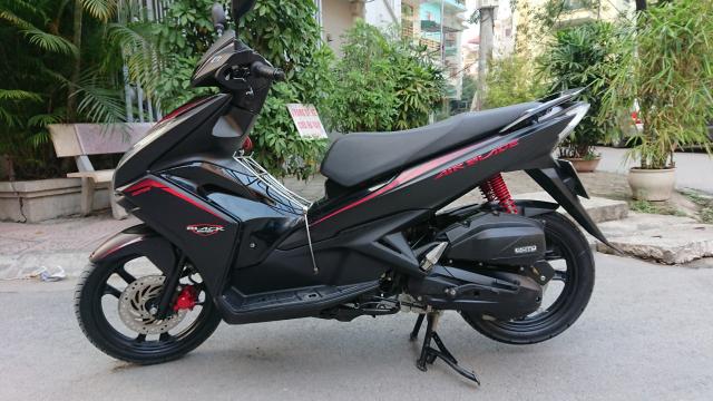 Rao ban Honda Air blade 125fi Black Edition 2015 den mo - 5