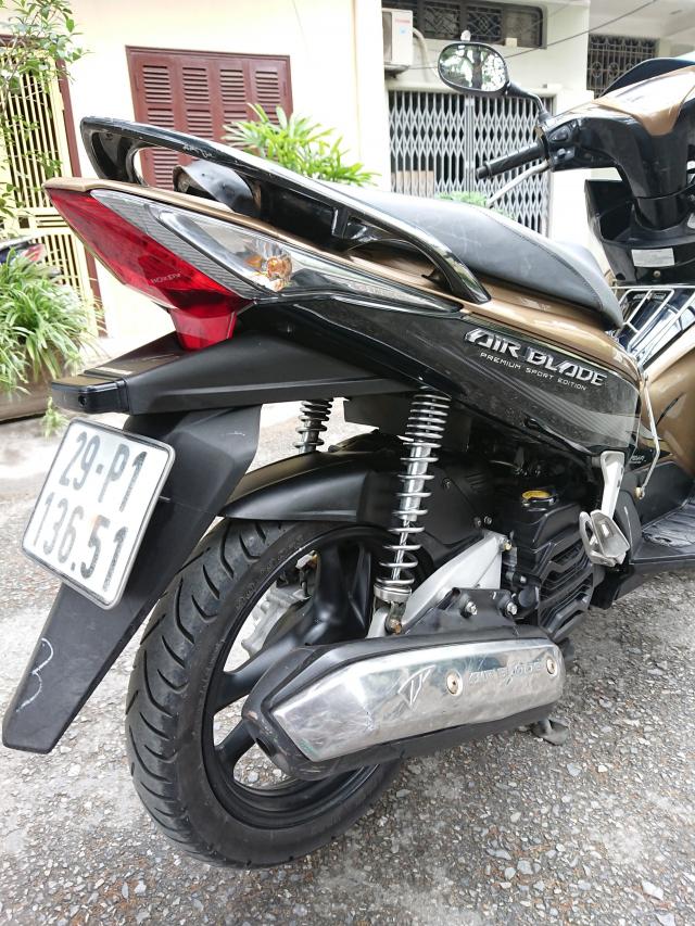 Rao ban Honda Airblade Fi Sport dong den 2013 con rat moi 23tr500 - 4