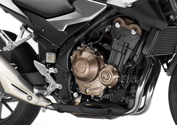 So sanh Honda CB500F VS Kawasaki Z400 2019 - 13