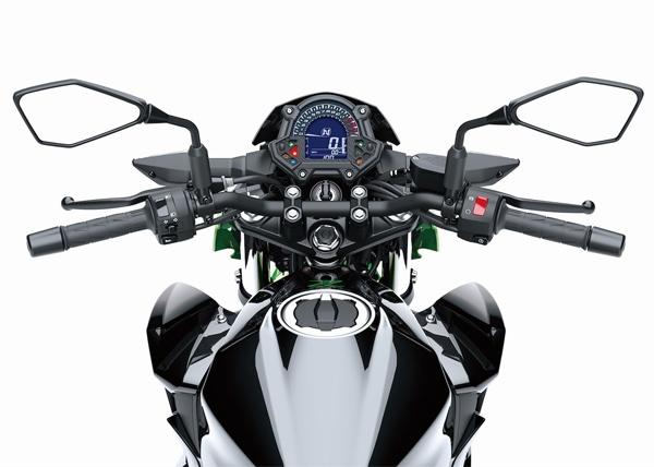 So sanh Honda CB500F VS Kawasaki Z400 2019 - 16