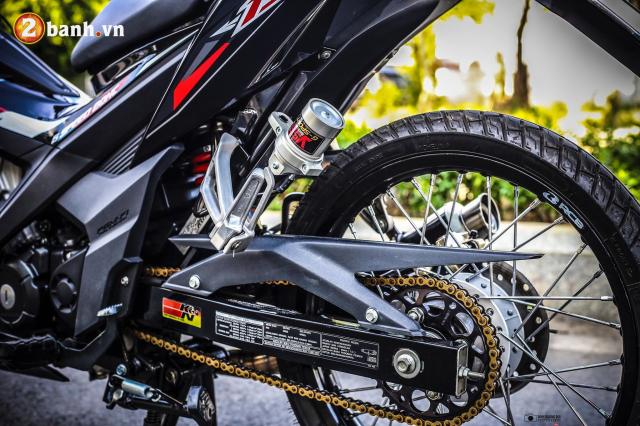 Sonic 150 do cho cai nhin gian don day huyen bi cua biker Kien Giang