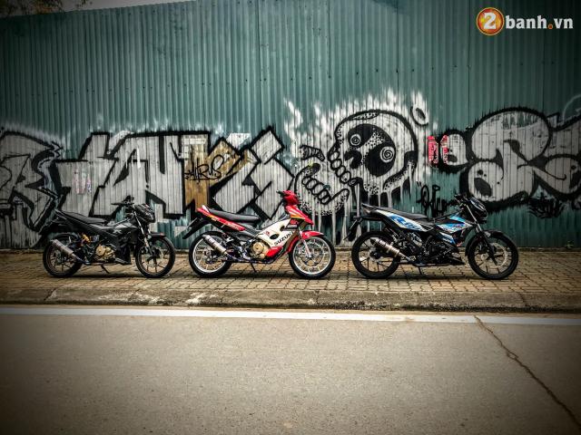Suzuki FX 125 do man hoi sinh manh liet voi niem khao khat 1 thoi cua biker Viet - 10