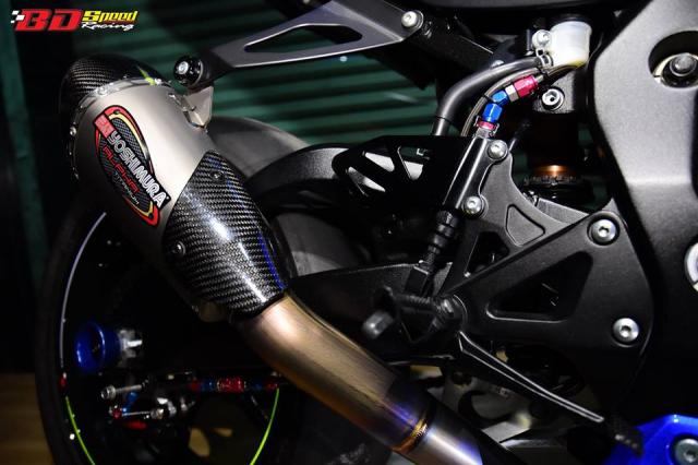 Suzuki GSXR1000 chan dung ban do chat choi den tu BD Speed Racing - 12